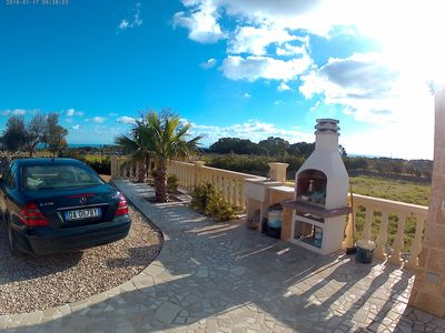 Photo for Salento olive tree villa with private enclosed parking