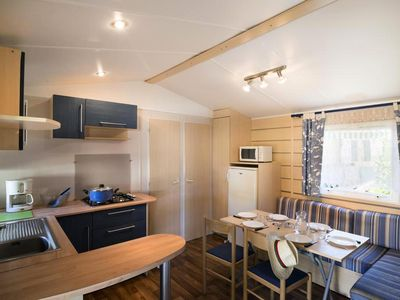 Photo for Camping Lou Broustaricq **** - Mobile home 4 Rooms 6 People