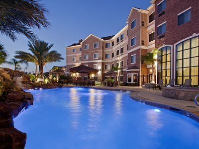 Photo for Modern Suite | Free Breakfast + Outdoor Pool + Hot Tub