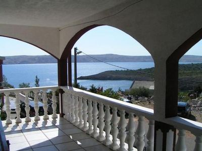 Photo for Holiday apartment Karlobag for 5 persons with 2 bedrooms - Holiday apartment in one or multi-family