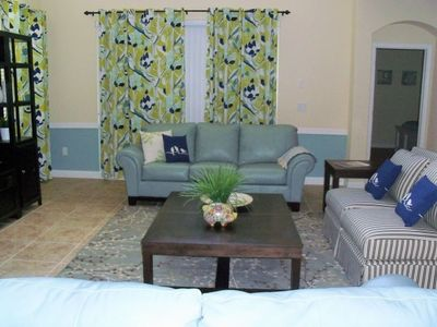 Photo for Beautiful apartment for 12 guests with A/C, private pool, WIFI, TV and parking