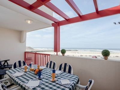 Photo for Two Bedroom Cabin Apartment with Ocean View - VB033