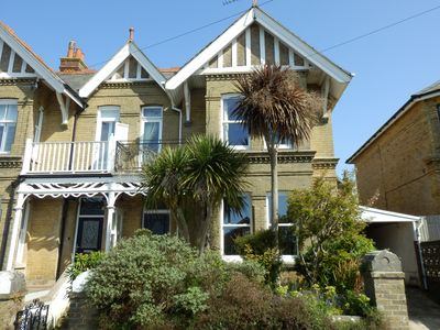 Photo for Spacious, Edwardian villa, minutes by foot to Shanklin beach and attractions.