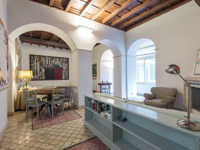 Photo for 2BR Apartment Vacation Rental in Roma: Centro Storico