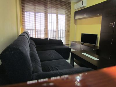 Photo for 1BR Apartment Vacation Rental in Torre del Mar, Andalusia