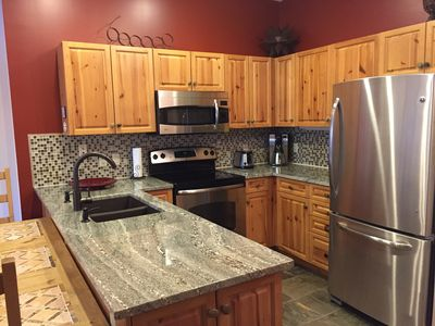 Photo for Luxury 2Br/2Ba - 4 beds - King -  Bunk - Walk to Gondola - Flat Screen TV's