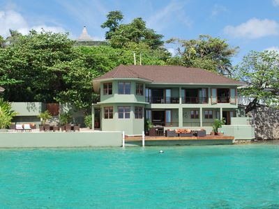 Photo for Sea Star Villa - Port Antonio - Jamaica - Sea Side Villa