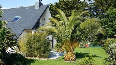 Photo for Nice and comfortable villa on garden of 900m2. Wireless
