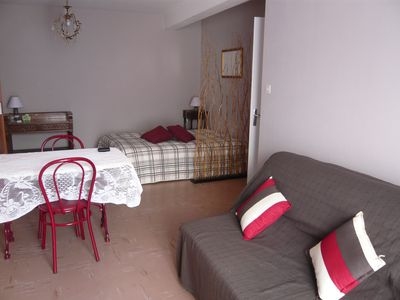 Photo for In the center of Concarneau, rental for weekends or holidays