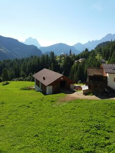 Photo for Apartment with Dolomites view