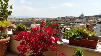 Photo for Casa Laura - Attic with a view of all of Rome