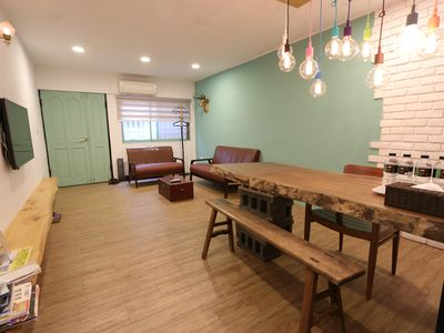 Photo for Peaceful, Convenient Tainan Villa