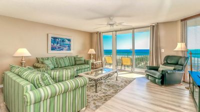 Photo for charming Second Floor 4Br/3Ba Oceanfront Condo unit 201 At Windy Hill Dunes
