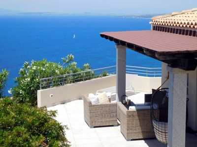 Photo for Fabulous Villa With Private Pool and Stunning Sea Views!!