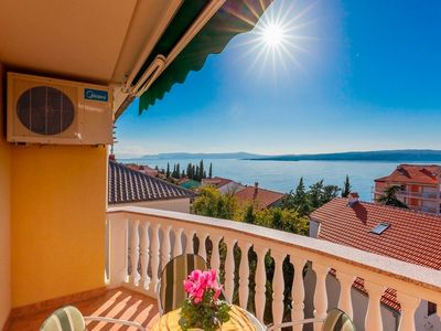 Photo for Apartment / app. for 6 guests with 55m² in Crikvenica (51201)