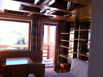 Photo for 1BR Apartment Vacation Rental in Colle Sestriere