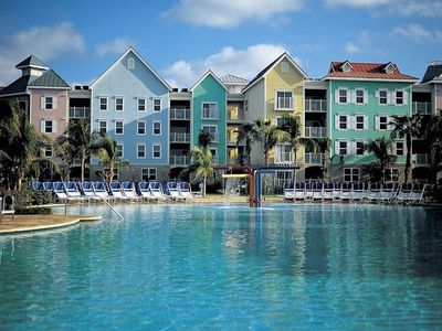 Photo for Three bedroom at Harborside- water park included!