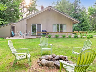 Photo for 3BR Cabin Vacation Rental in Easton, New Hampshire
