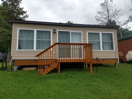 Photo for 2BR Cabin Vacation Rental in Osakis, Minnesota