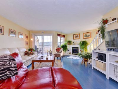 Photo for Spacious Three Bedroom Townhome with Incredible Ocean Views