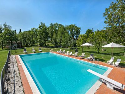 Photo for Vacation home Villa Vescine  in Radda in Chianti (SI), Siena and surroundings - 10 persons, 5 bedrooms
