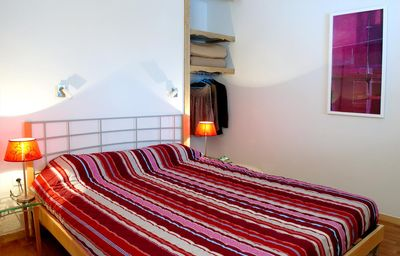 Photo for 1 Bedroom apartment for 8 persons with a balcony. Living room with TV and sofa bed for two persons (