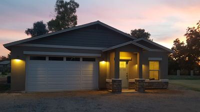 Photo for Two Bedroom, Newly Built Guesthouse in Gilbert