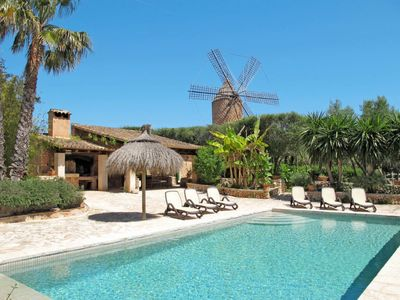 Photo for Santanyi Holiday Home, Sleeps 8 with Pool and Free WiFi
