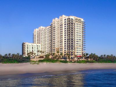 Photo for Palm Beach Singer Island Resort & Spa - 2/2 Oceanview Suite - Daily Housekeeping