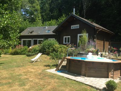 Photo for The Chalet in Perche