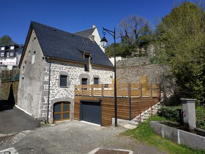 Photo for Magnificent house of character at the foot of the Sancy massif