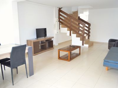 Photo for Three-Bedroom Apartment T5 Double | Residence Saphir Blue | Holy Land | RE