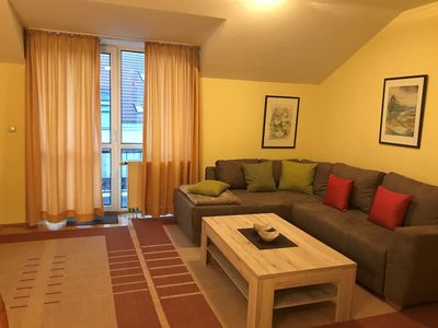 Photo for FW 43sqm | 2 room apartment with daily free entry to AQACUR