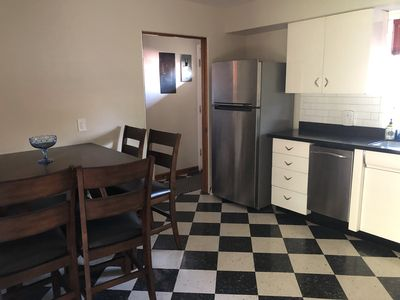 Photo for Cute home within walking distance of Downtown, parks and trails