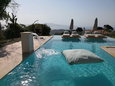 Photo for ANGIO VILLAS SPA WITH HYDROTHERAPY POOL