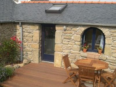 Photo for 1BR Cottage Vacation Rental in Finistère, Bretagne