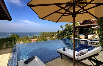 Photo for Exclusive Surin Beach 5 Bed Villa
