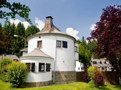 Photo for 2-person tower in the holiday park Landal Village les Gottales - in the mountains/rolling countryside