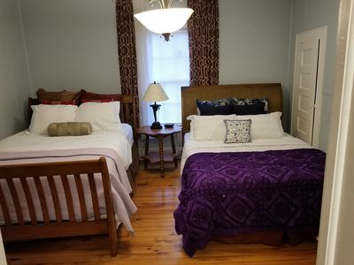Photo for Fully Furnished house close to town, Duke, UNC & RDU