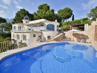 Absolutely stunning villa, amazing views, spotlessly clean.