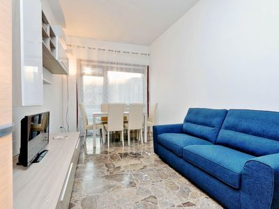 Photo for Cerreto di Spoleto apartment in Tuscolano with WiFi, integrated air conditioning, balcony & lift.