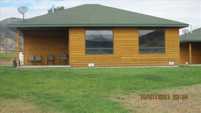 Photo for Gardiner Cabin by Yellowstone Park/ Dates Open