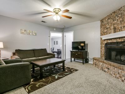 Cozy Accommodation In Quiet Neighborhood; near downtown Frisco,Toyota Stadium