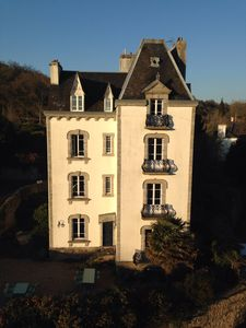 Photo for Large studio in beautiful charming house, Pont-Aven center