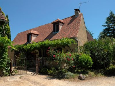 Photo for Country Cottage / Gite - Gourdon