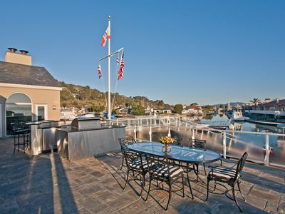 Photo for Tiburon Waterfront 6,250 sq. ft. Single Story Villa  (see Video)
