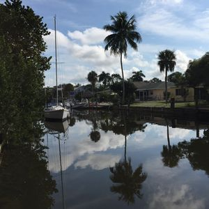 Photo for Naples Florida Canal Waterfront One Bedroom King Unit Walk to Celebration Park