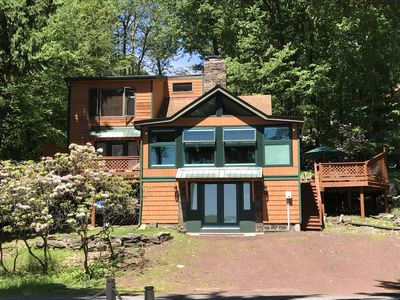 Photo for LAKEFRONT: LOCATION, LOCATION, RELAX, FISH, SWIM, KAYAK/CANOE AND WATER SKI