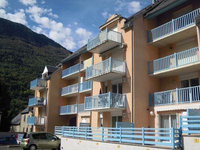 Photo for Well kept apartment T3 Pretty In Calm Residence - Luz Saint Sauveur