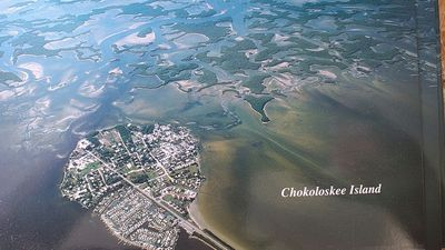 NEW HOME PHOTOS..Chokoloskee Island and the 10,000 islands of the Everglades